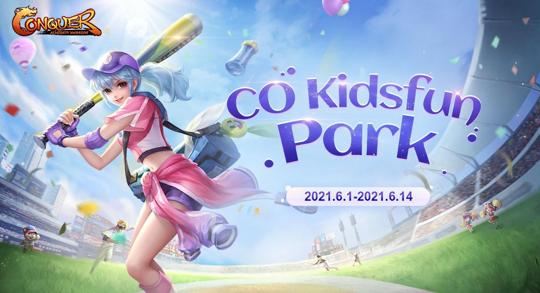 conquer online - co kidsfun park