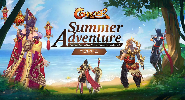 Conquer Online Summer Adventure