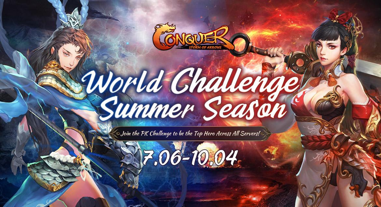 Conquer Online - World Challenge Summer Season