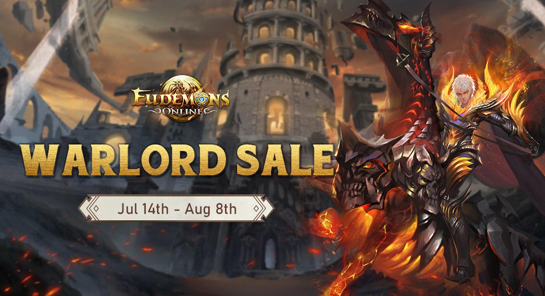 Eudemons Online Warlords Sale