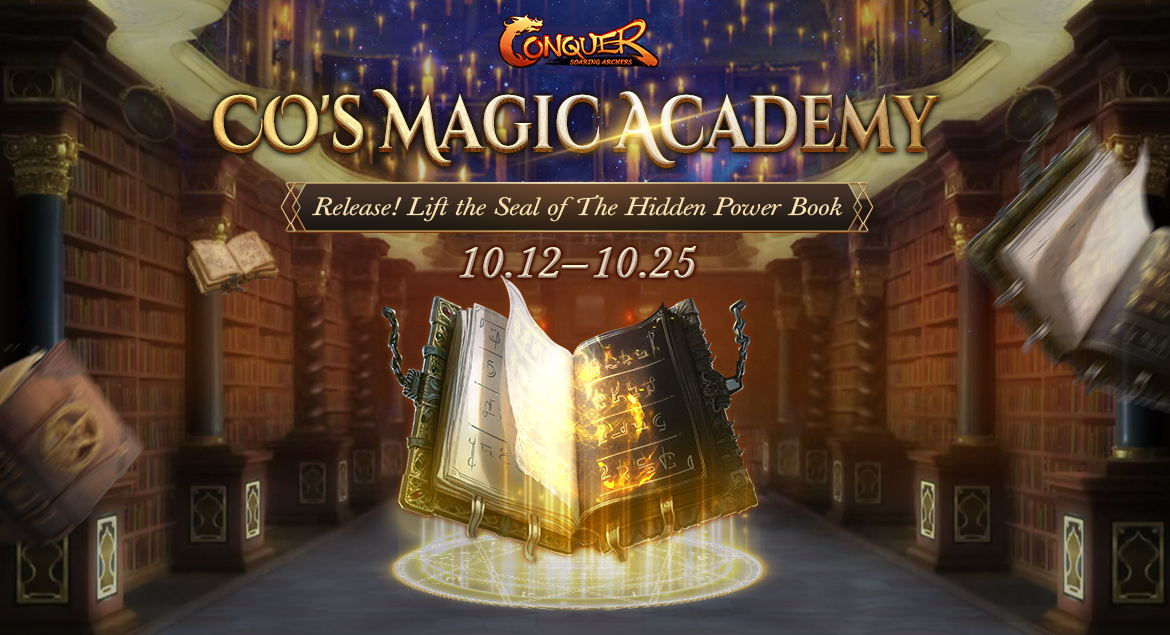 Conquer Online CO'S Magic Academy