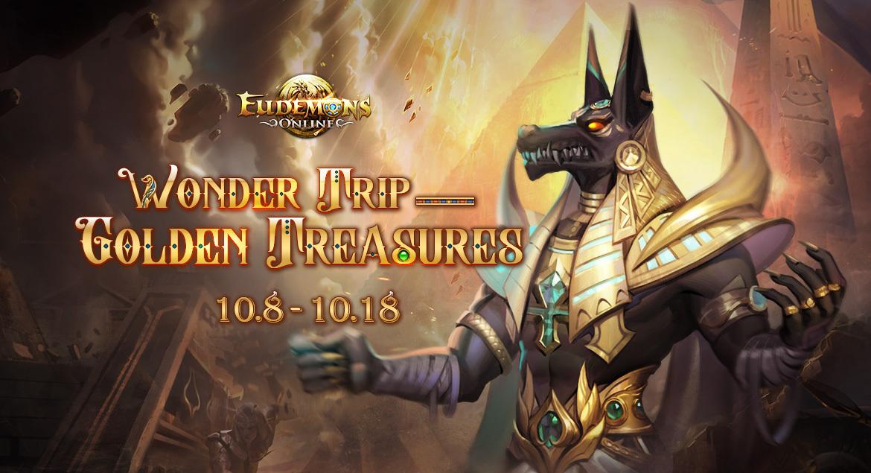 Eudemons Online Wonder Trip Golden Treasures