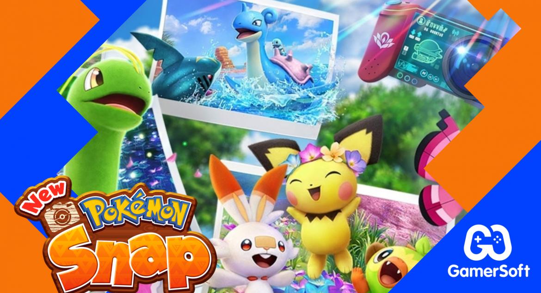 Noticias Pokemon Snap