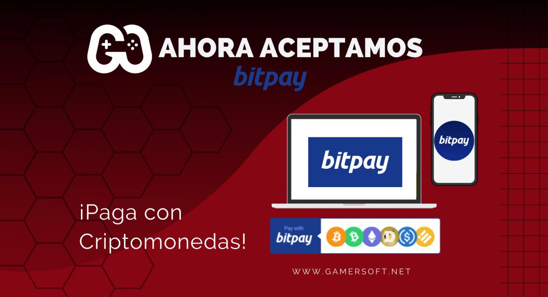 acepta pagos bitpay - blog