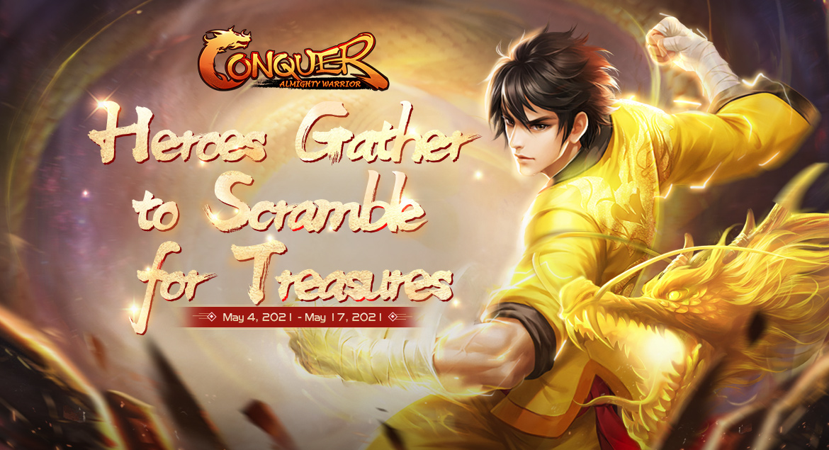 conquer online - conquer 18th anniversary activity