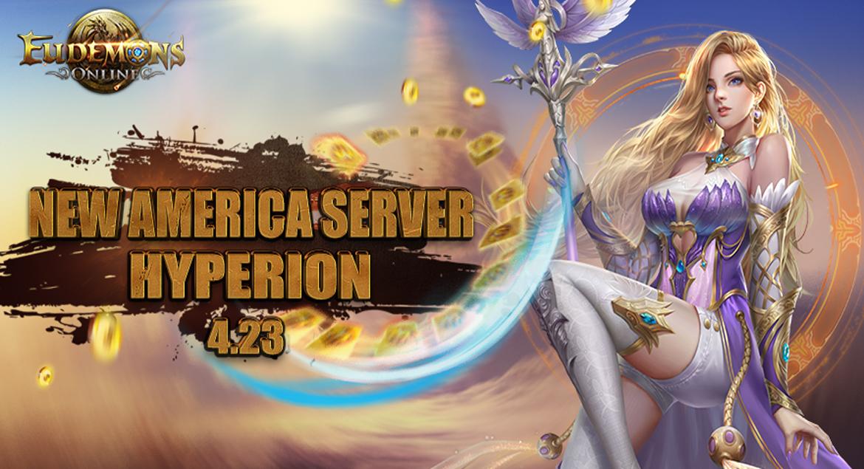 eudemons online - new america server hyperion