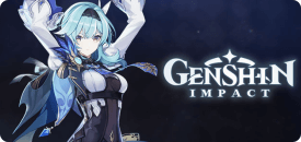 genshin impact - logo