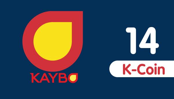 kaybo 14 k-coin