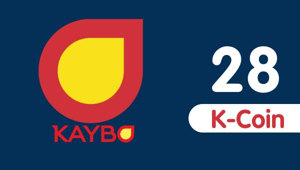 kaybo 28 k-coin